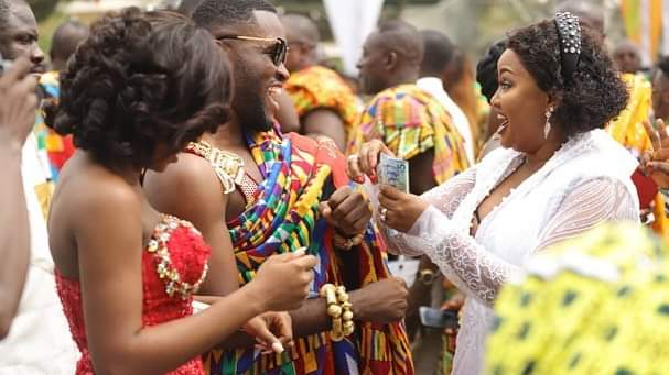 Nana Ama McBrown Releases Her Photos From KenCy2020