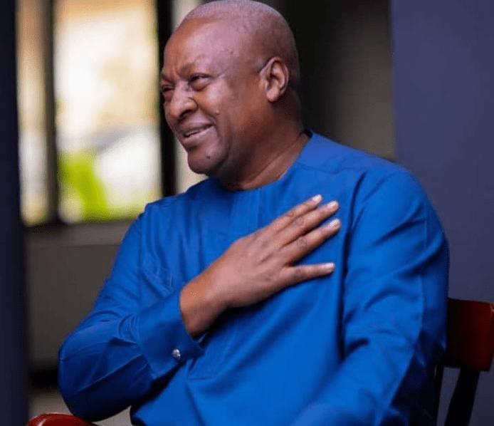 John Dramani Mahama, Asiedu Nketiah